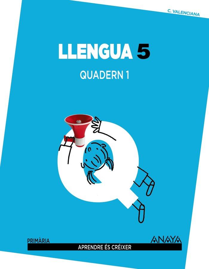 Llengua 5. quadern 1