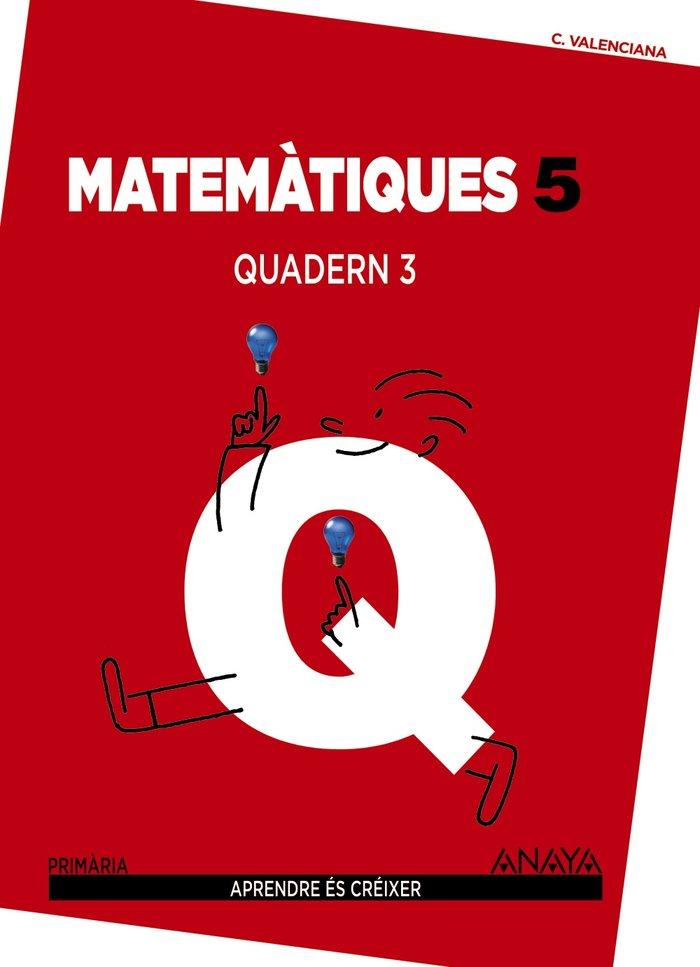 Matematiques 5. quadern 3