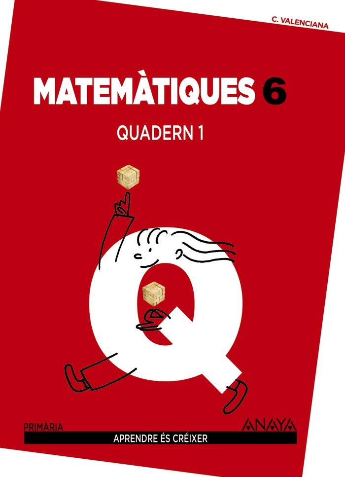 Matematiques 6. quadern 1