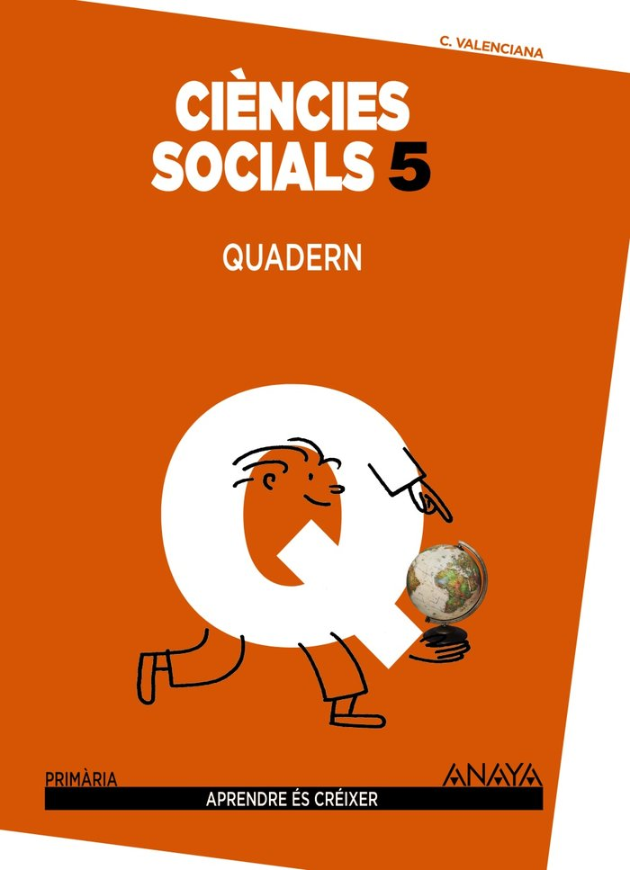 Ciencies socials 5. quadern