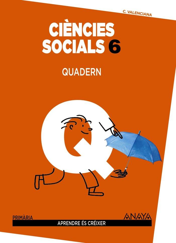 Ciencies socials 6. quadern