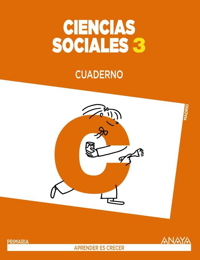 Cuaderno ciencias sociales 3ºep madrid 14 aprender