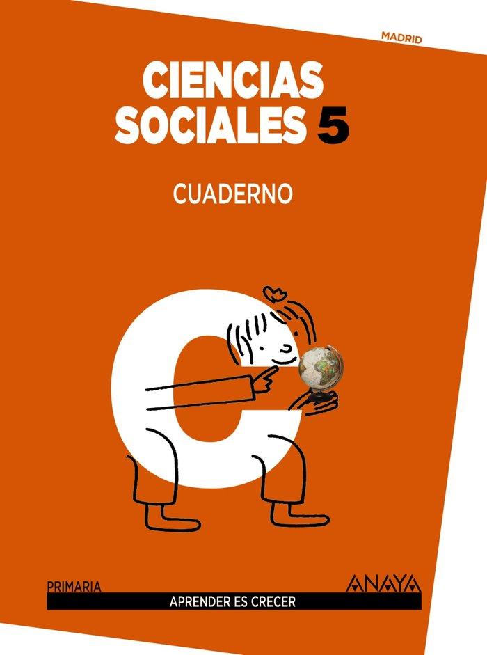 Cuaderno ciencias sociales 5ºep madrid 14 aprender
