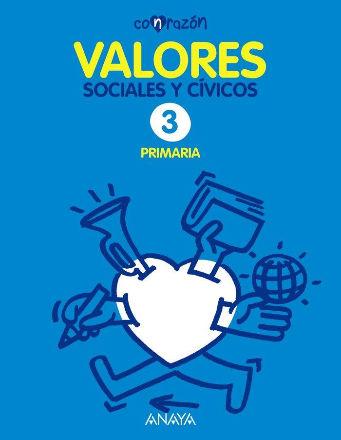 Valores sociales civicos 3ºep mec 14 lucena/sa.