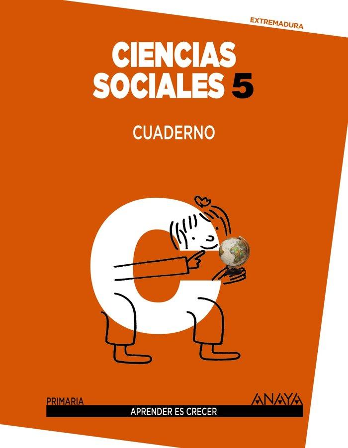 Ciencias sociales 5. cuaderno