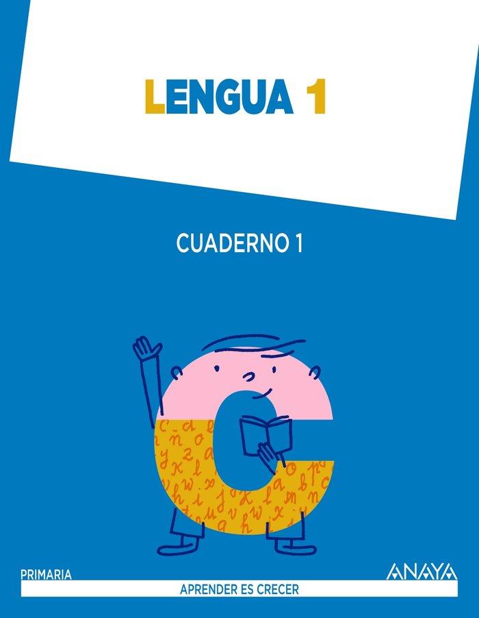 Cuaderno lengua 1 1ºep pauta mec 14