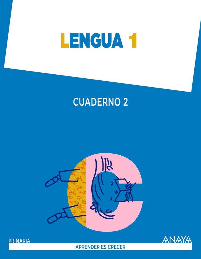 Cuaderno lengua 2 1ºep pauta mec 14