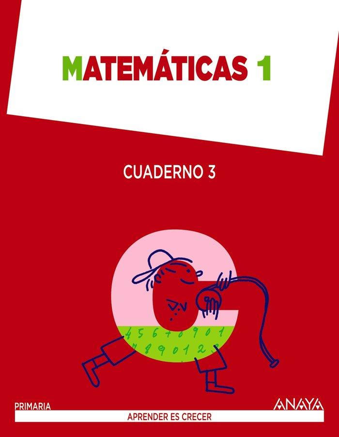 Cuaderno matematicas 3 1ºep mec 14