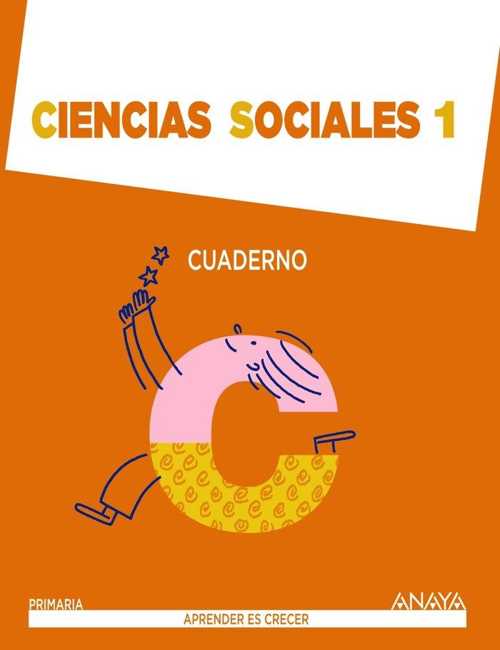 Cuaderno ciencias sociales 1ºep mec 14