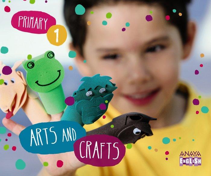 Arts and crafts 1ºep 14