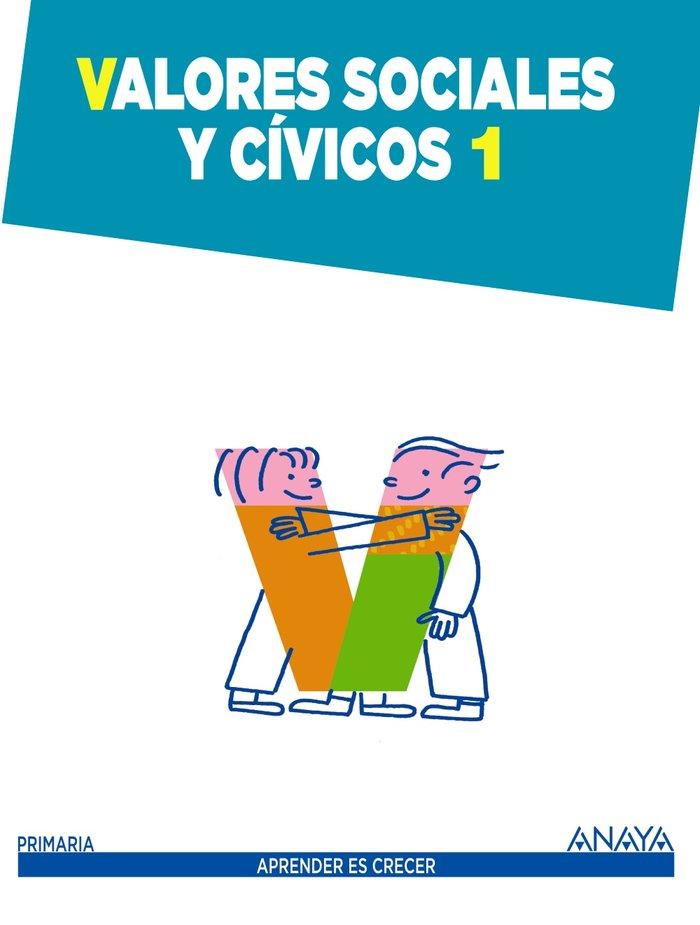 Valores sociales civicos 1ºep 14