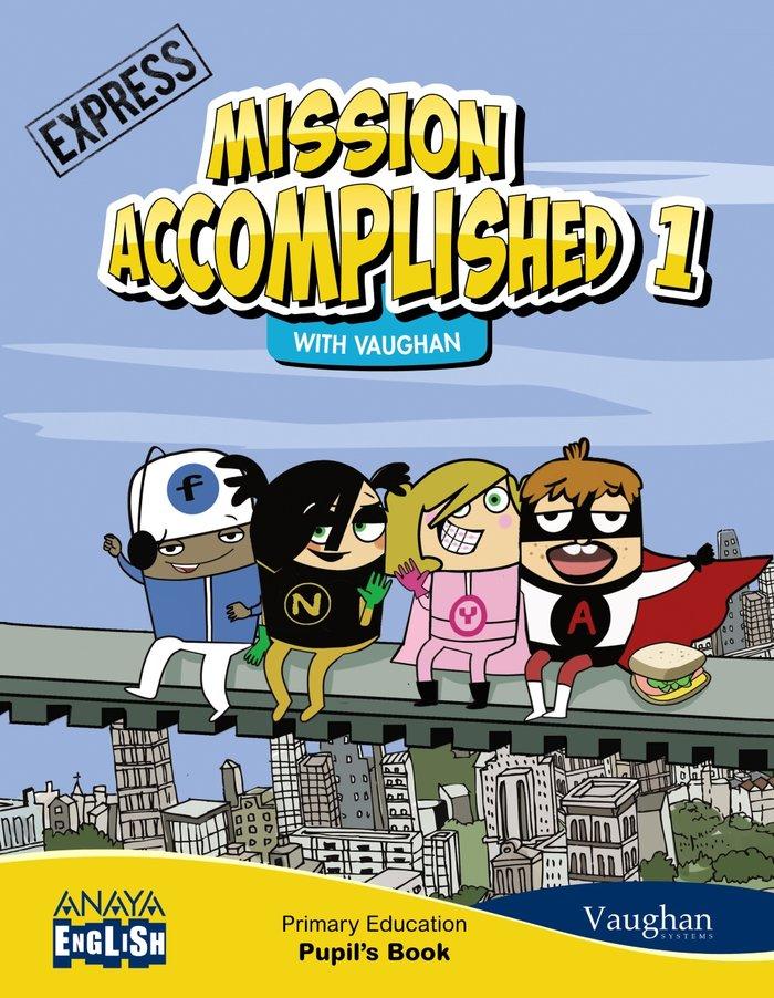 Mission accomplished 1ºep st+wb express mec 14