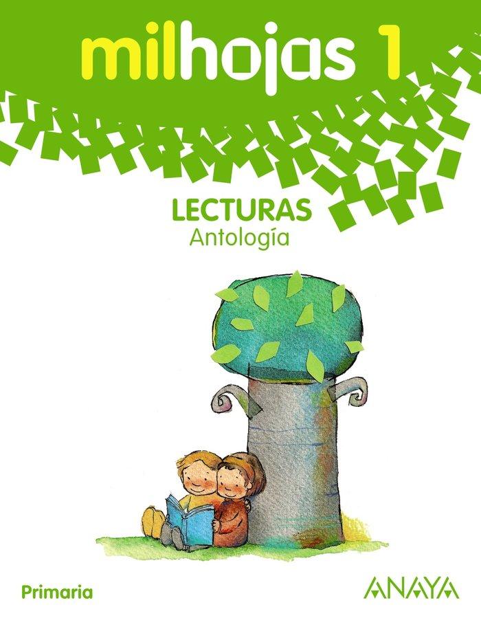 Lecturas 1ºep antologia milhojas 14