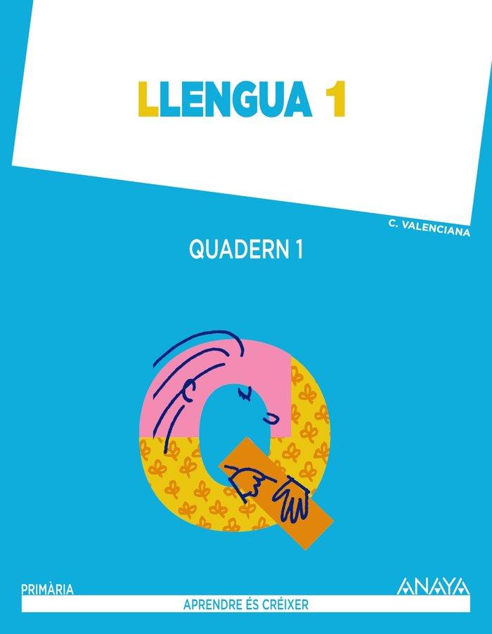 Quadern llengua 1 1ºep valencia 14