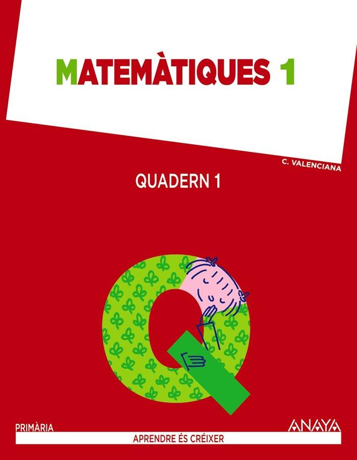 Cuaderno matematicas 1.1 ep valencia 14