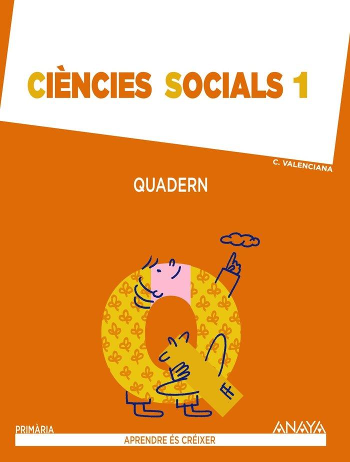 Ciencies socials 1. quadern
