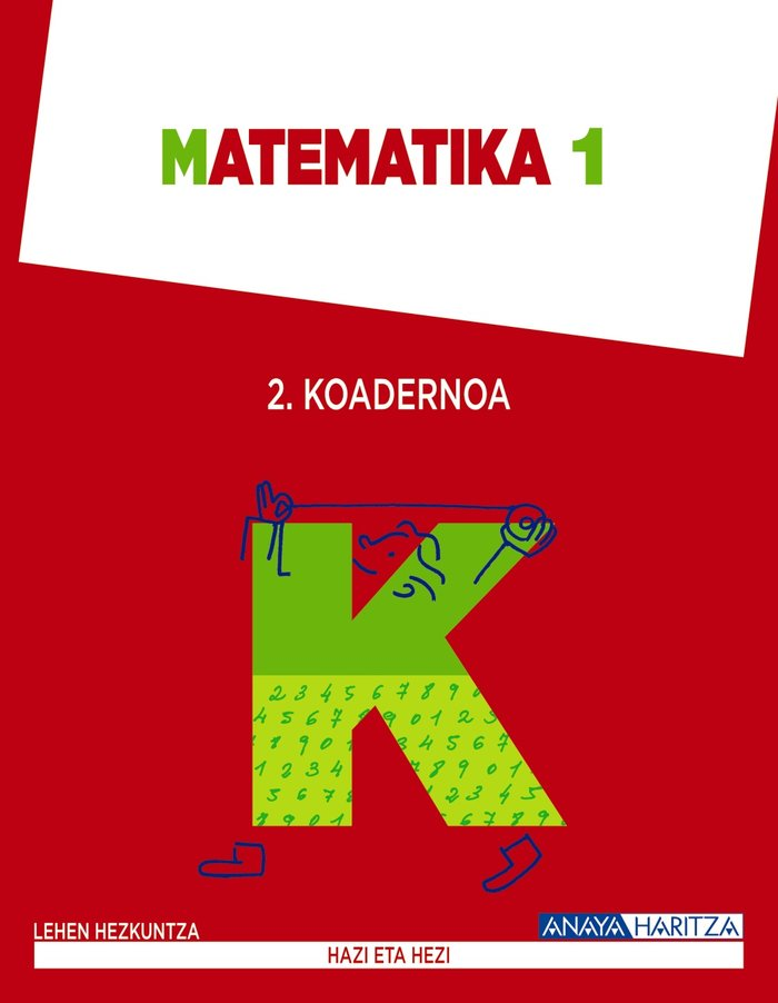 Matematika 1. koadernoa 2