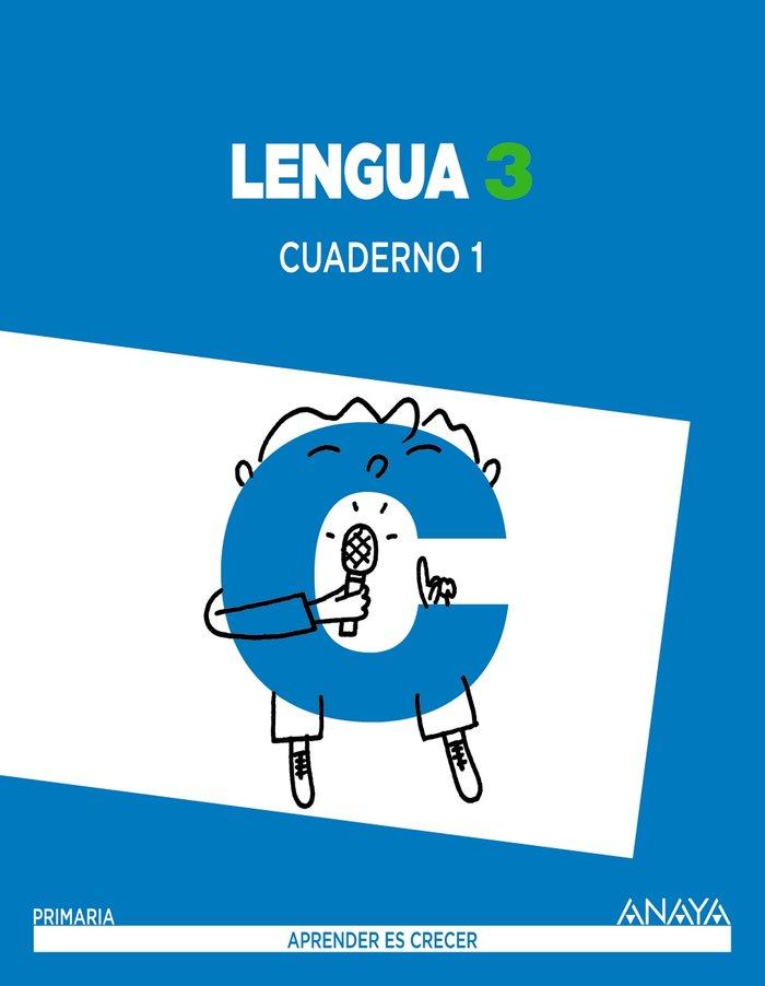 Cuaderno lengua 1 3ºep mec 14