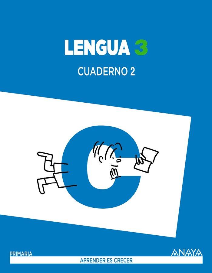 Cuaderno lengua 2 3ºep mec 14