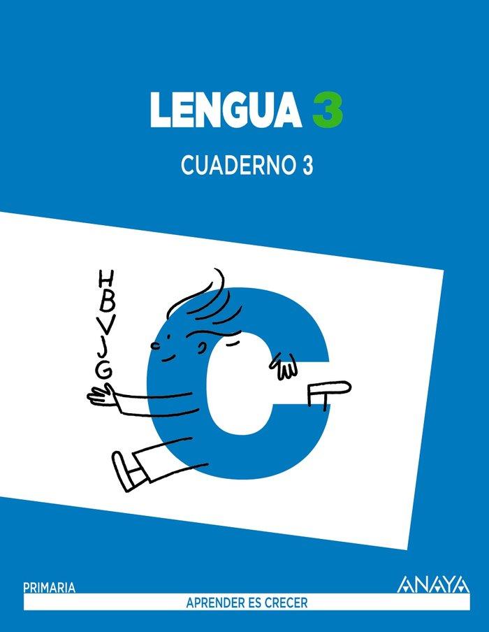 Cuaderno lengua 3 3ºep mec 14