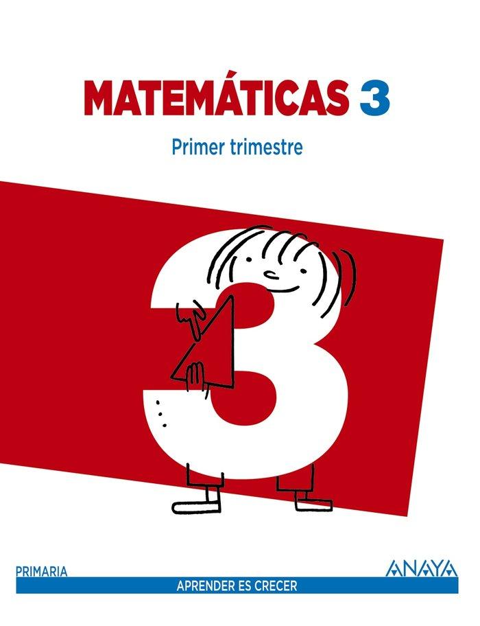 Matematicas 3ºep trim.14 aprender es crecer