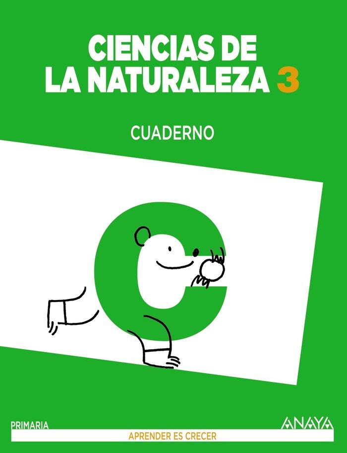 Cuaderno ciencias naturaleza 3ºep mec 14