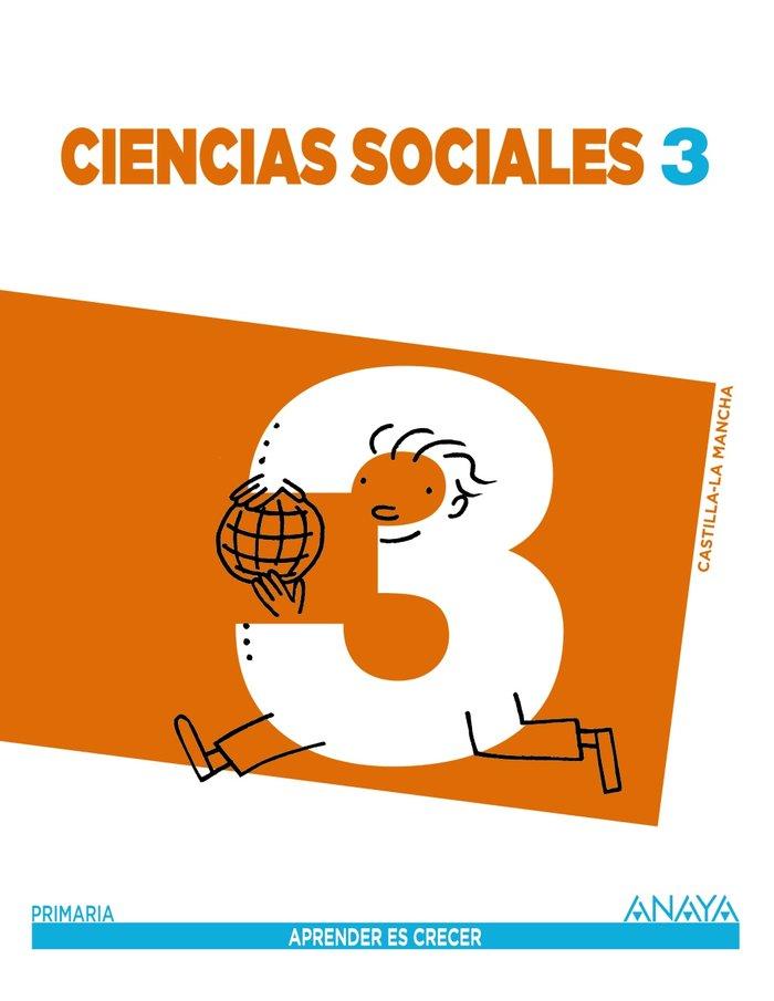 Ciencias sociales 3ºep c.mancha 14 aprender crecer