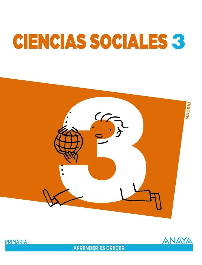 Ciencias sociales 3ºep madrid 14 aprender crecer