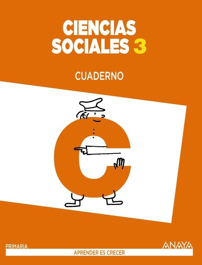 Cuaderno ciencias sociales 3ºep mec 14