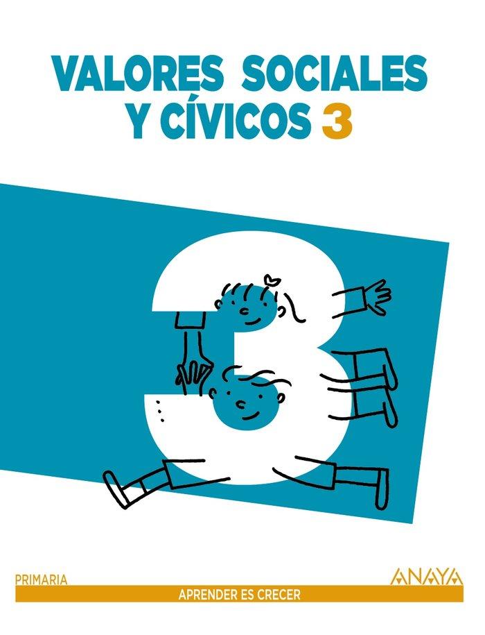 Valores sociales civicos 3ºep 14