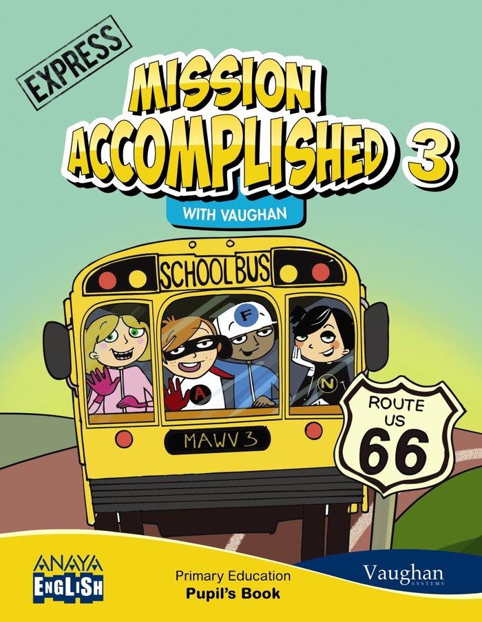 Mission accomplished 3ºep st mec express 14