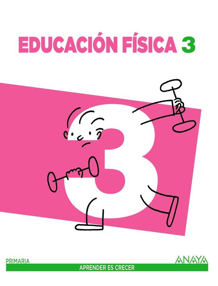 Educacion fisica 3ºep mec 14