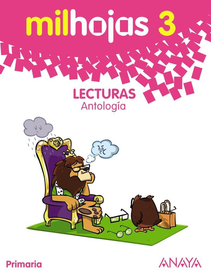 Lecturas 3ºep antologia milhojas 14