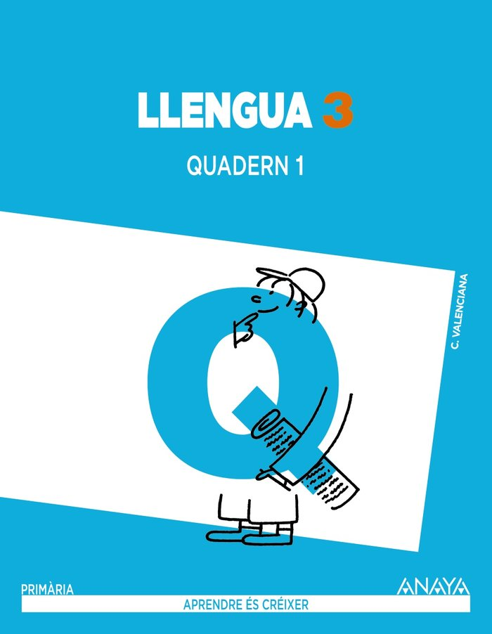 Llengua 3. quadern 1