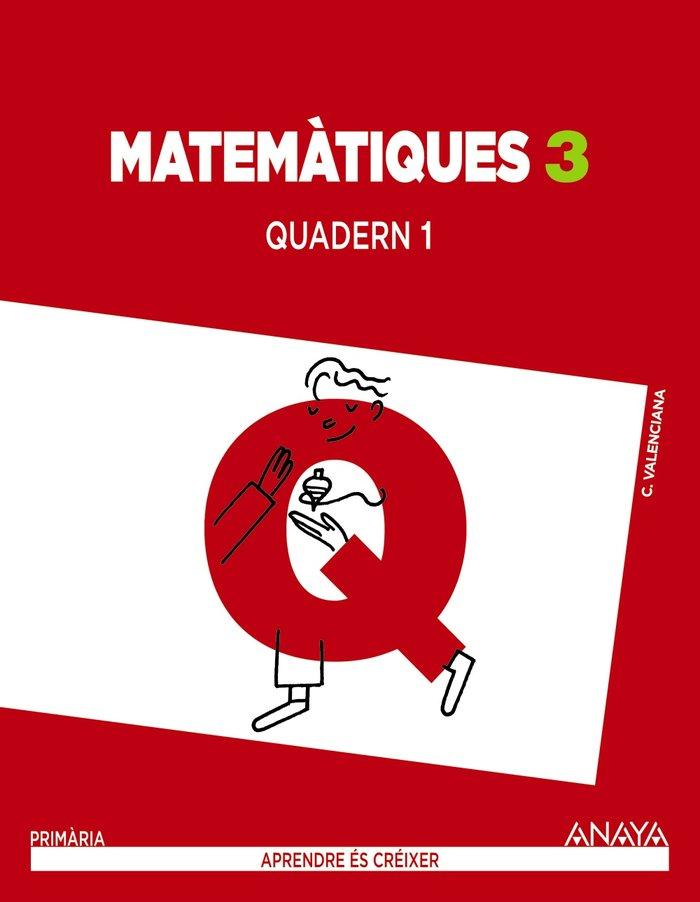Matematiques 3. quadern 1