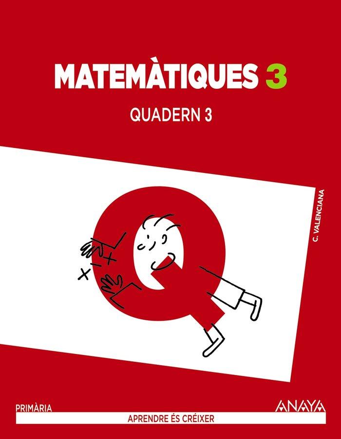 Matematiques 3. quadern 3