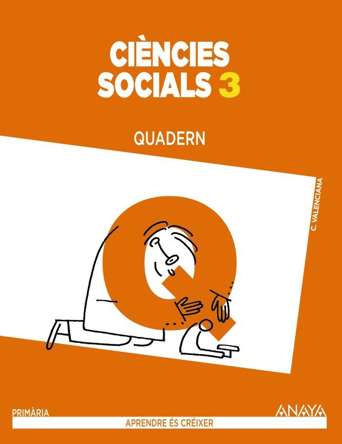 Ciencies socials 3. quadern