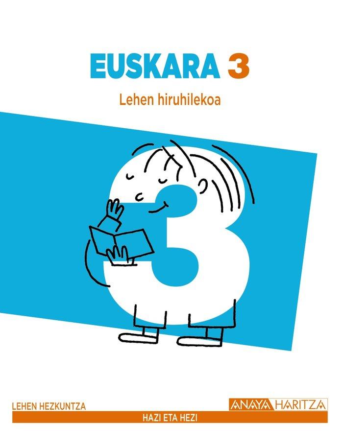 Euskara 3