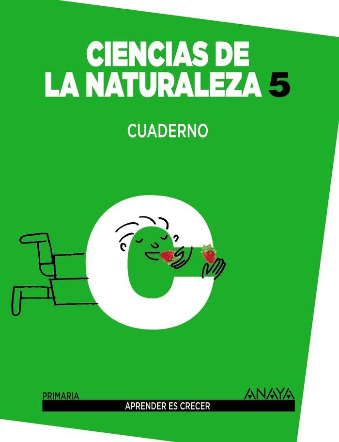 Cuaderno ciencias naturales 5ºep mec 14