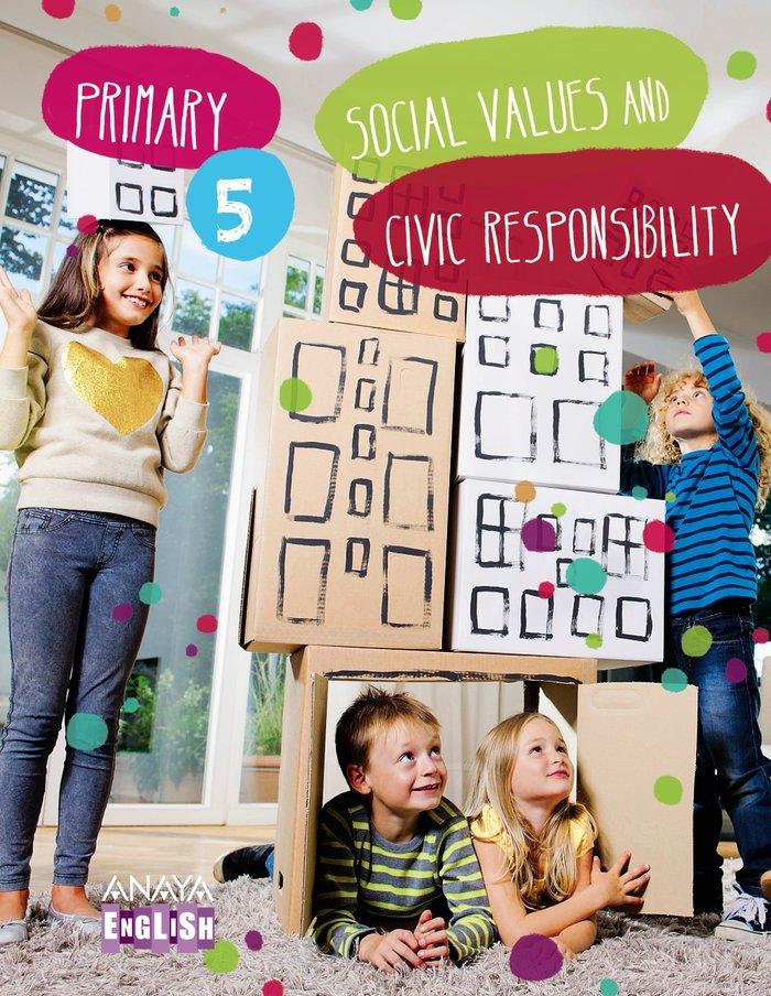 Social values civic responsibil.5ºep mec 14