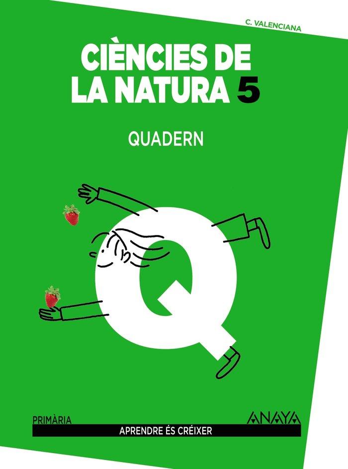 Ciencies de la natura 5. quadern