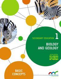 Biology geology 1ºeso mec 15 basic concepts