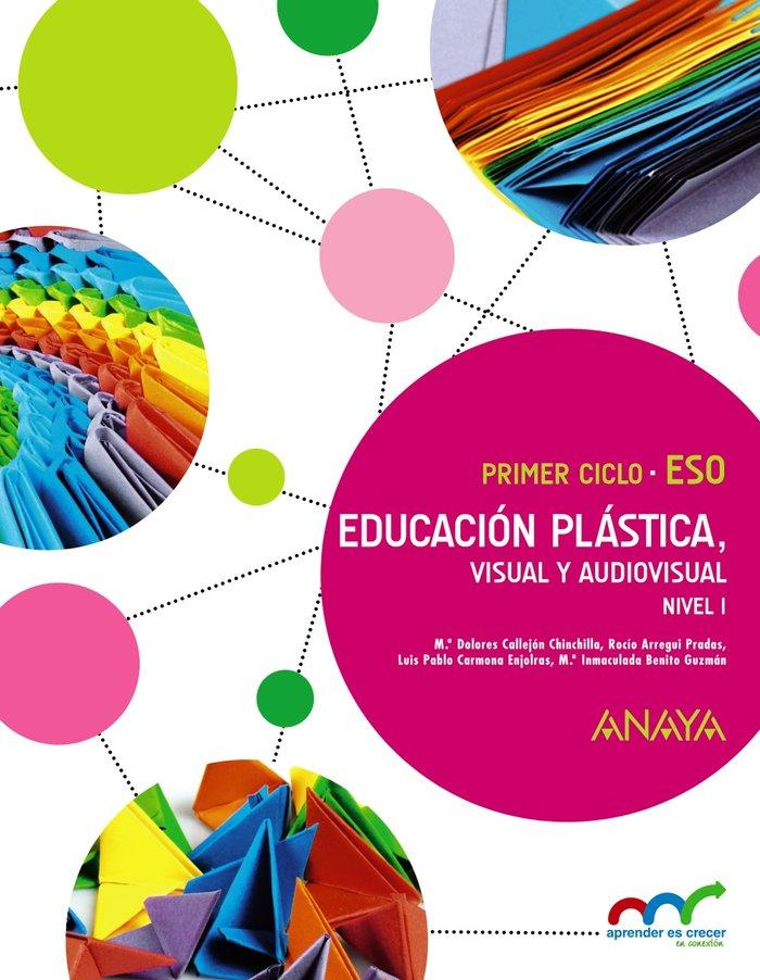 Educacion plastica visual audiov.i eso mec 15