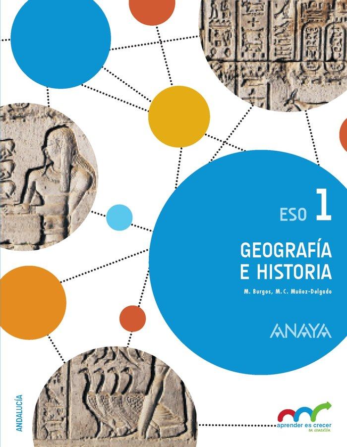 Geografia historia 1ºeso andalucia 16 +in focus