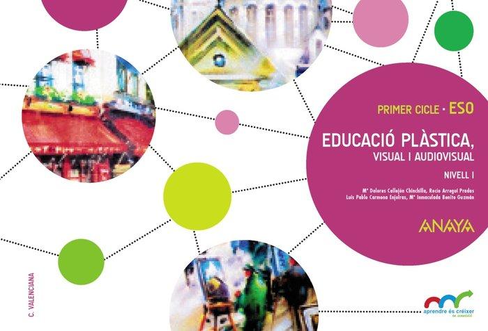 Educacio plastica, visual i audiovisual. nivell i