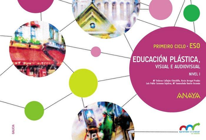 Caderno educacion plastica vis.audiovis.i 15 galic