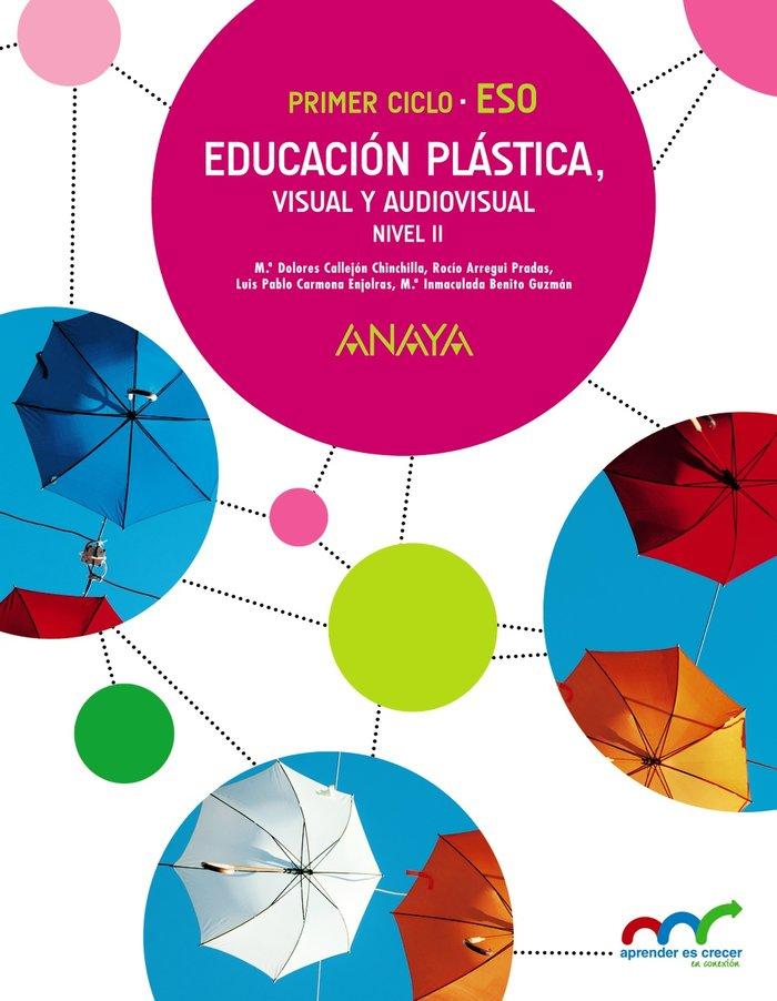 Educacion plastica vis.audiovis.ii eso mec 15
