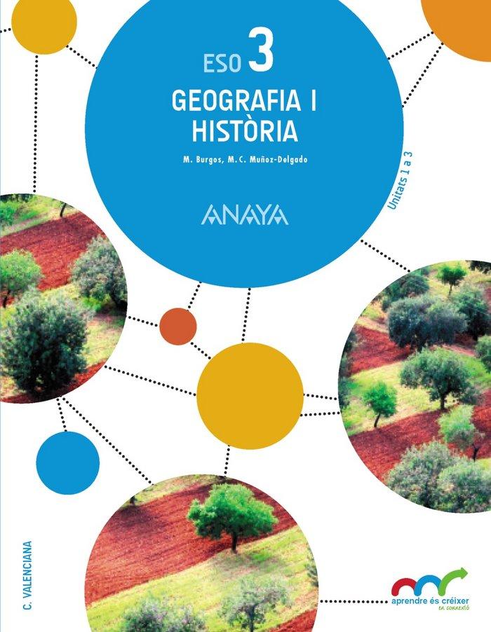 Geografia historia 3ºeso valencia