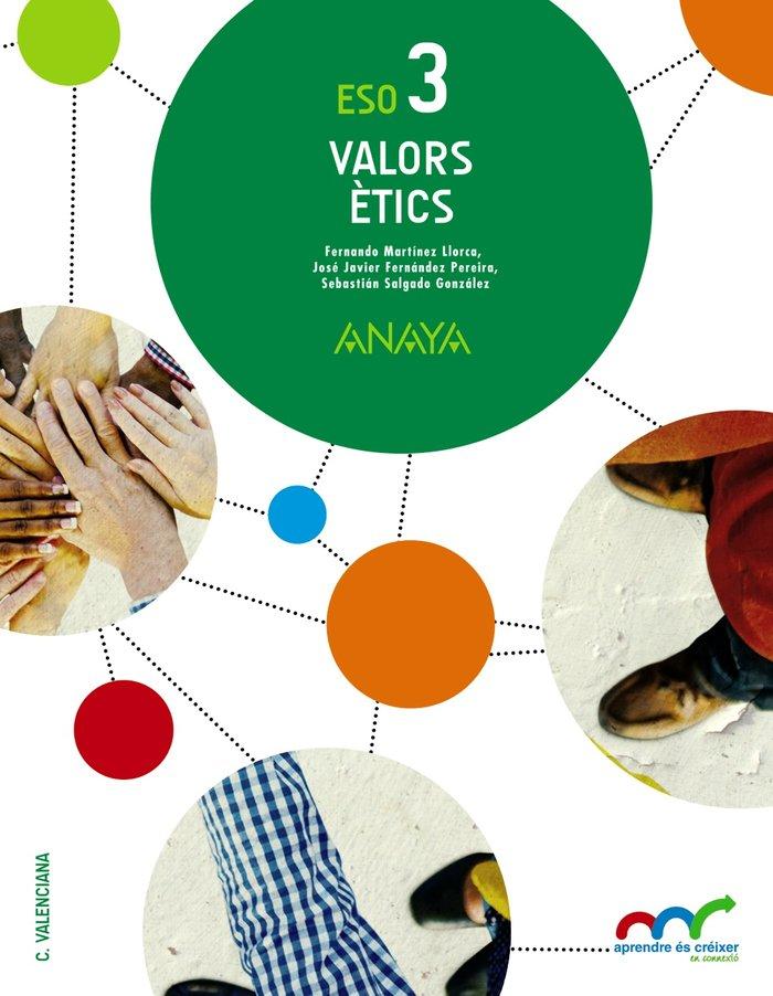 Valors etics 3ºeso valencia 15