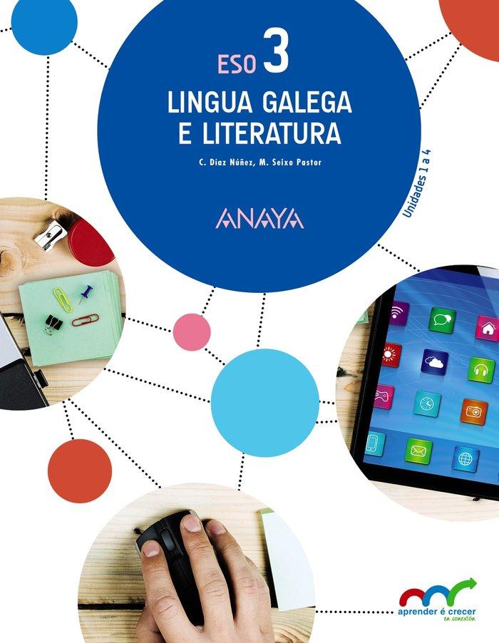 Lingua e literatura 3ºeso galicia